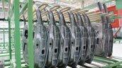 Honda Cars India Tapukara Plant door panel live