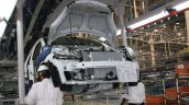 Honda Cars India Tapukara Plant engine and radiator assembly live