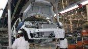 Honda Cars India Tapukara Plant engine and radiator assembly live