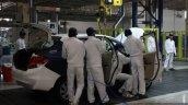 Honda Cars India Tapukara Plant final checks live