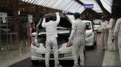 Honda Cars India Tapukara Plant final rollout checks live