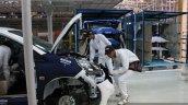 Honda Cars India Tapukara Plant front bumper fix live