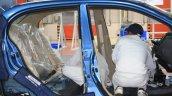 Honda Cars India Tapukara Plant front seat checks live