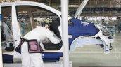 Honda Cars India Tapukara Plant pedal checks live