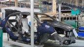 Honda Cars India Tapukara Plant roof panel bolting live