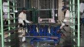 Honda Cars India Tapukara Plant roof panel welding live