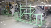 Honda Cars India Tapukara Plant side body panels live