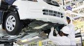 Honda Cars India Tapukara Plant underbody bolting live