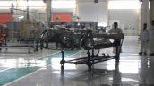 Honda Cars India Tapukara Plant underbody welding complete live