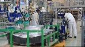Honda Cars India Tapukara Plant underbody welding live