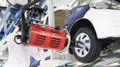 Honda Cars India Tapukara Plant wheels bolting live