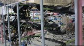 Honda Cars India Tapukara Plant wiring harnesses live