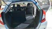 Honda Jazz flexible seat at 2014 Auto Expo