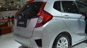 Honda Jazz rear section at 2014 Auto Expo