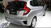 Honda Jazz rear three quarter live