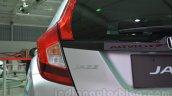 Honda Jazz taillight at 2014 Auto Expo