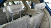 Honda Mobilio adjustable headrest third row seat review