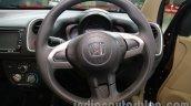 Honda Mobilio steering wheel at Auto Expo 2014
