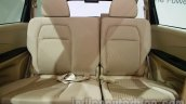 Honda Mobilio rear seat at Auto Expo 2014