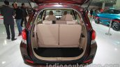Honda Mobilio boot open at Auto Expo 2014