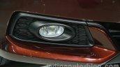 Honda Mobilio foglamp at Auto Expo 2014