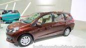 Honda Mobilio front three quarters left at Auto Expo 2014