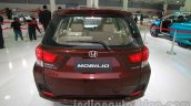 Honda Mobilio rear at Auto Expo 2014