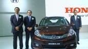 Honda Mobilio at Auto Expo 2014 live shot