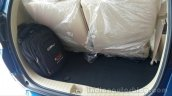 Honda Mobilio boot space review