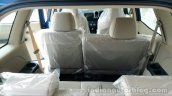 Honda Mobilio cabin review