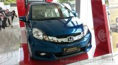 Honda Mobilio front view review
