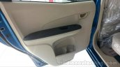 Honda Mobilio rear door review