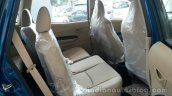 Honda Mobilio rear seat pushed forward review