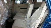 Honda Mobilio rear seat review