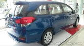 Honda Mobilio rear three quarters Indonesia review