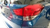 Honda Mobilio taillight review