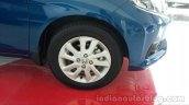Honda Mobilio wheel review