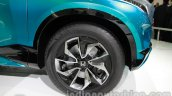 Honda Vision XS-1 alloy wheel design at Auto Expo 2014