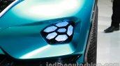 Honda Vision XS-1 foglamp at Auto Expo 2014