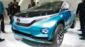 Honda Vision XS-1 front three quarters at Auto Expo 2014