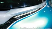 Honda Vision XS-1 headlamp at Auto Expo 2014