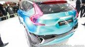 Honda Vision XS-1 rear three quarters left at Auto Expo 2014