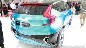Honda Vision XS-1 rear three quarters right at Auto Expo 2014