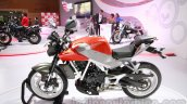 Hyosung GD 250N at Auto Expo 2014