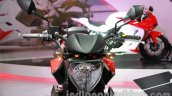 Hyosung GD 250N headlamp at Auto Expo 2014