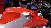 Hyosung GD 250N tank at Auto Expo 2014