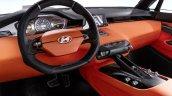 Hyundai Intrado SUV concept press shots interior