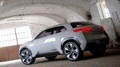 Hyundai Intrado SUV concept press shots rear quarter