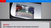 Hyundai Verna presentation camera