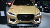 Jaguar C-X17 at 2014 Auto Expo front